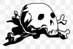 Crossbones Pictures - Skull And Bones Skull And Crossbones Clip Art PNG