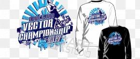 T-shirt - T-shirt Graphic Design Logo PNG