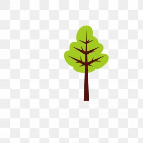 Tree - Tree Painting Green Kindergarten PNG