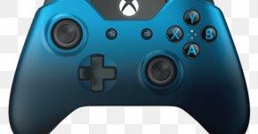 Xbox One Controller - Xbox One Controller Xbox 360 Controller Game Controllers Video Game PNG