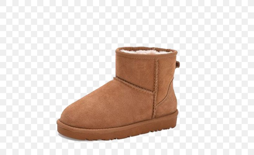 Snow Boot Suede Shoe, PNG, 650x500px, Snow Boot, Boot, Brown, Footwear, Leather Download Free
