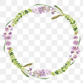 Flower Wreath - Wreath Watercolor Painting Flower Stock Photography PNG