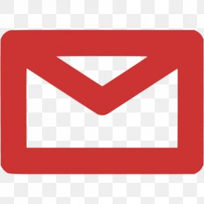 Email Icon - Email Red Clip Art PNG