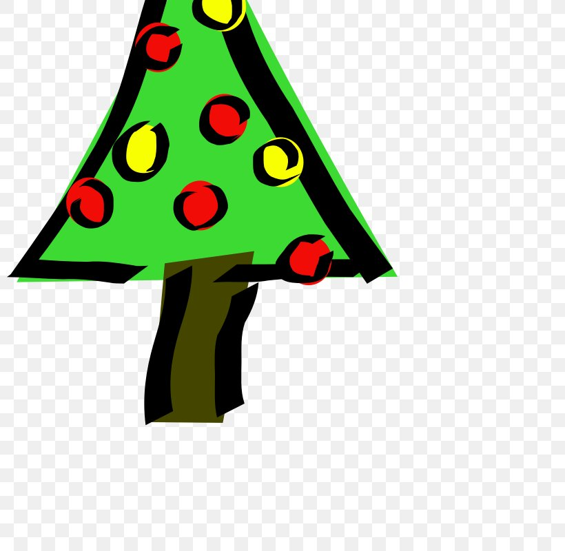 Christmas Tree Clip Art, PNG, 800x800px, Christmas, Artwork, Blog, Christmas Tree, Gift Download Free