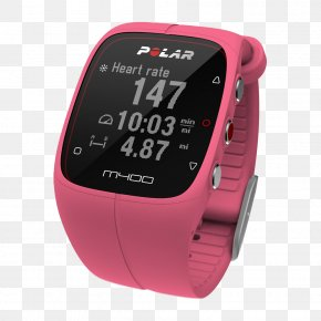 Heart Rate - Activity Tracker Polar Electro Heart Rate Monitor GPS Watch PNG