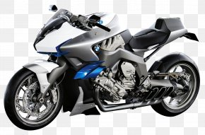 Bmw Motorrad Concept Motorcycle Bike - History Of BMW Motorcycles Car Scooter PNG