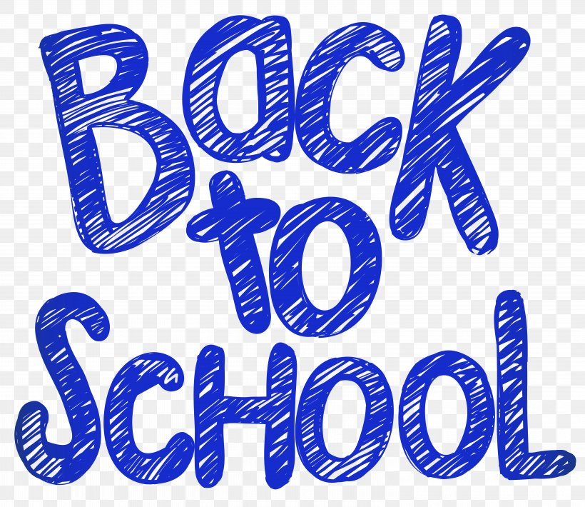 School Writing, PNG, 6000x5198px, School, Area, Back To School, Blue, Brand Download Free