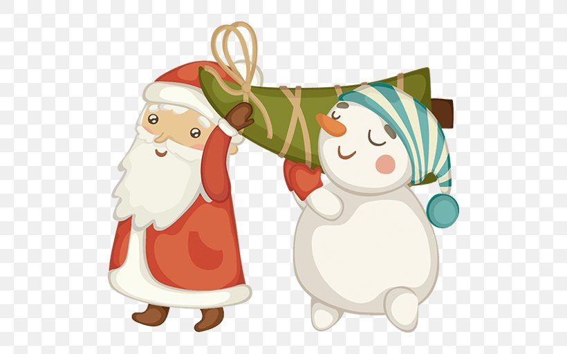 Ded Moroz Snegurochka New Year Tree Holiday, PNG, 512x512px, Ded Moroz, Christmas, Christmas Decoration, Christmas Ornament, Fictional Character Download Free