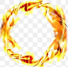 Ring Of Fire Effect - Ring Of Fire Flame PNG