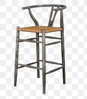 Chair - Ant Chair Wegner Wishbone Chair Table Bar Stool PNG