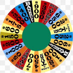 Wheel Of Fortune 2 Game Show Television Show Wheel Of Fortune & Jeopardy! PNG