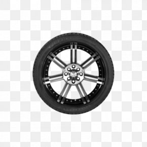 Car Tires - Car Alloy Wheel Tire PNG