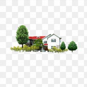 Garden House - House Garden Gratis Computer File PNG