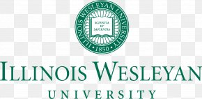 Rangsit University Logo - Illinois Wesleyan University Logo Brand Trademark Green PNG