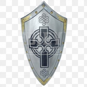 Beautifully Shield - Middle Ages Crusades Shield Knights Templar PNG