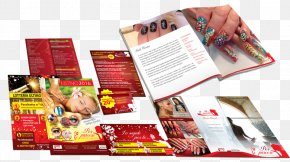 Brand Brochure - Via Saturnia Flyer Information Brochure Paper PNG