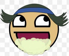 Cartoon Pizza Guy - Smiley Face Emoticon Wallpaper PNG