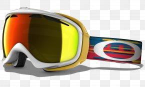 Ski Goggles - Snow Goggles Sunglasses Oakley, Inc. PNG