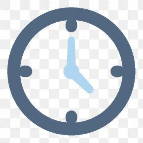 Clock Animation - Icon Design Vector Graphics Symbol Logo PNG