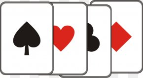 Cards Cliparts - Contract Bridge Playing Card Suit Card Game Clip Art PNG