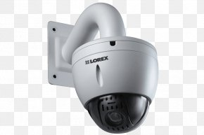 Camera - Pan–tilt–zoom Camera IP Camera Closed-circuit Television Wireless Security Camera PNG
