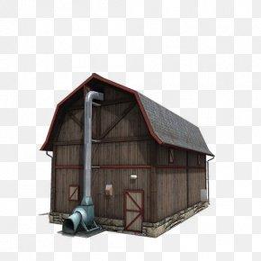 Barn - Farming Simulator 17 Hayloft Silo Euro Truck Simulator 2 Barn PNG