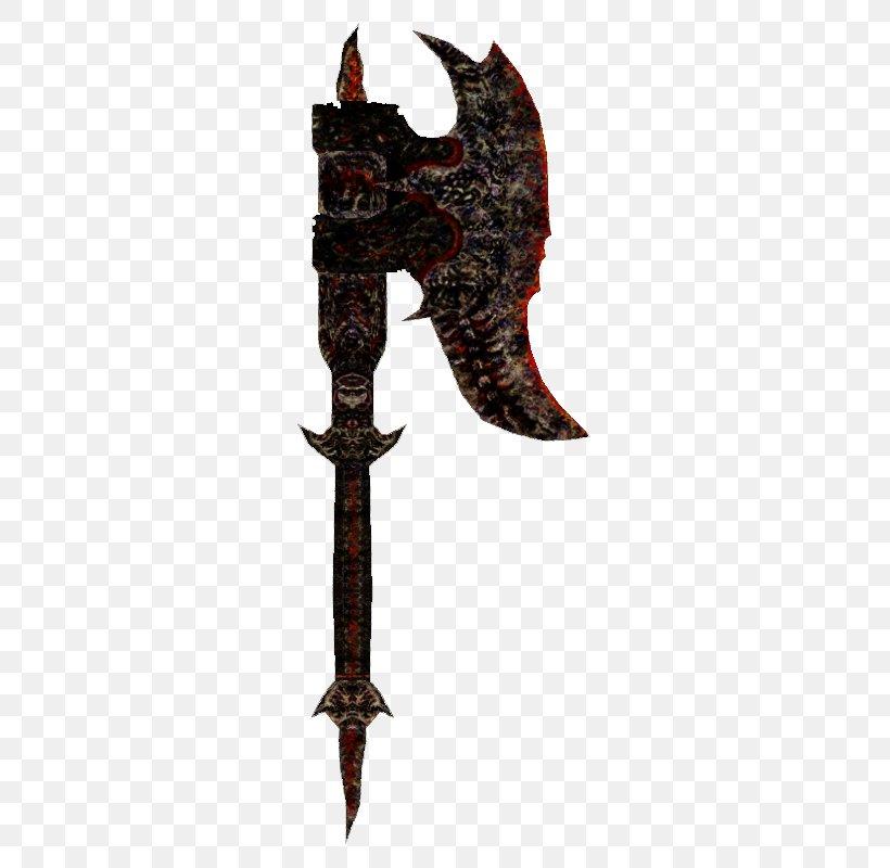 The Elder Scrolls V: Skyrim Battle Axe Shivering Isles Weapon, PNG, 600x800px, Elder Scrolls V Skyrim, Axe, Battle Axe, Blade, Cold Weapon Download Free