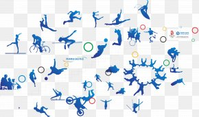 Sport Silhouette, - 2008 Summer Olympics 2012 Summer Olympics 2008 Summer Paralympics Sport PNG
