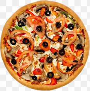 Pizza Image - Sushi Pizza Take-out Fast Food Submarine Sandwich PNG