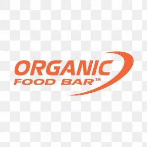 Organic Food Bar - Organic Food Logo Product Brand PNG