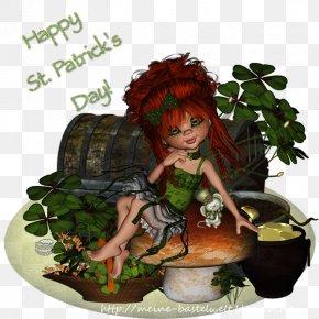 Saint Patrick's Day - Saint Patrick's Day Irish People Fairy Ireland PNG