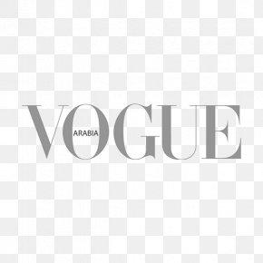 Vogue Logo Transparent - Vogue Italia Fashion Vogue Australia Logo PNG