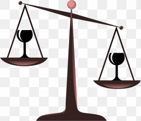 Vins - Measuring Scales Lady Justice Clip Art PNG