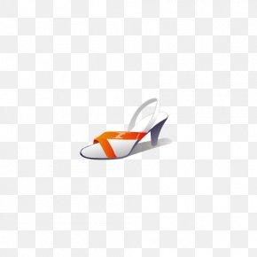 Women's Sandals Vector Material - Slipper Sandal Euclidean Vector PNG