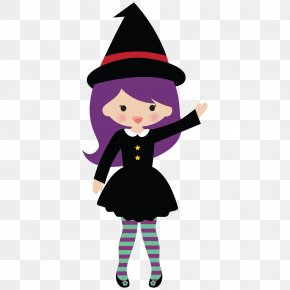 Witch Face Image - Witchcraft Halloween Clip Art PNG