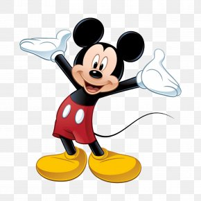 Mickey Mouse - Mickey Mouse Minnie Mouse The Walt Disney Company Wall Decal Wallpaper PNG