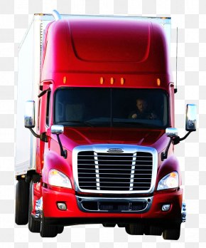 Truck - Car Truck Driver Driving Motorway Services PNG