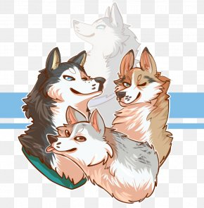Youtube - Whiskers Siberian Husky Drawing YouTube PNG