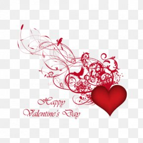Valentine's Day - Valentine's Day Gift Heart 14 February PNG