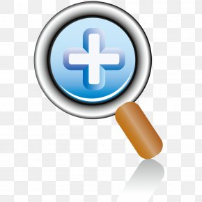 Recover Magnifying Glass Logo - Logo Magnifying Glass Icon PNG
