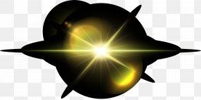 Yellow Shining Light - Yellow Download PNG