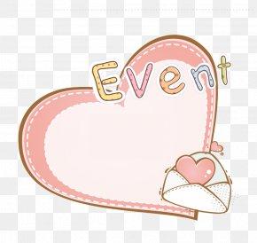 Love Heart - Pink Heart Heart Love PNG