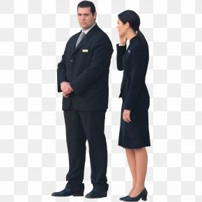 Business People Photos - Security Company Business PNG