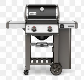 Barbecue - Barbecue Weber Genesis II E-210 Propane Weber-Stephen Products Natural Gas PNG