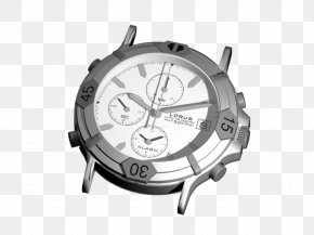Watch - Watch Strap Metal PNG