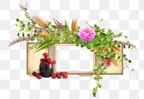 Beautiful Flower Cluster - Cut Flowers Floral Design Floristry Artificial Flower PNG