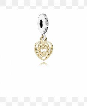 Pandora - Pandora Earring Charm Bracelet Jewellery Charms & Pendants PNG