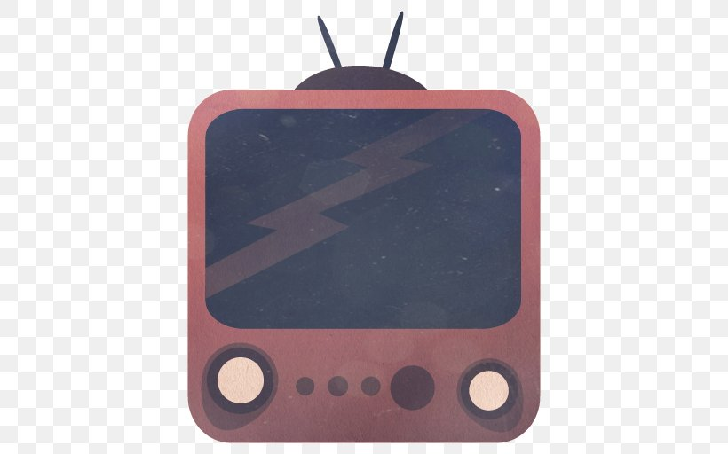 Television Show ICO Icon, PNG, 512x512px, Television, Android, Android Application Package, Electronics, Freetoair Download Free