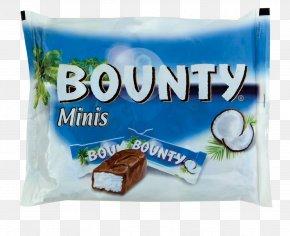 Milk - Bounty Chocolate Bar Milk Ice Cream PNG
