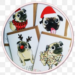 Cute Pug - Pug Dog Breed Puppy Love Toy Dog PNG